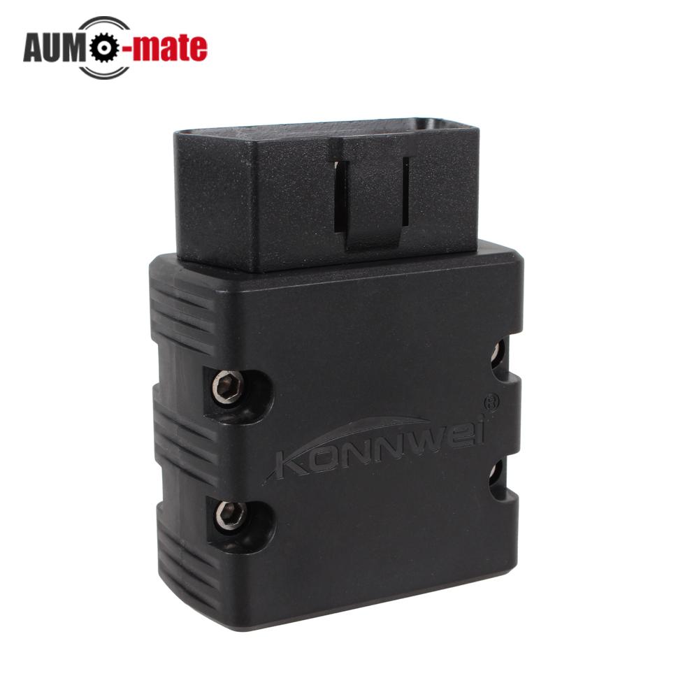 Auto Car OBD 2 Car Bluetooth Diagnostic Interface Scanner Scan Tool Code Reader, Black, 6x4.5x2.4cm(China (Mainland))