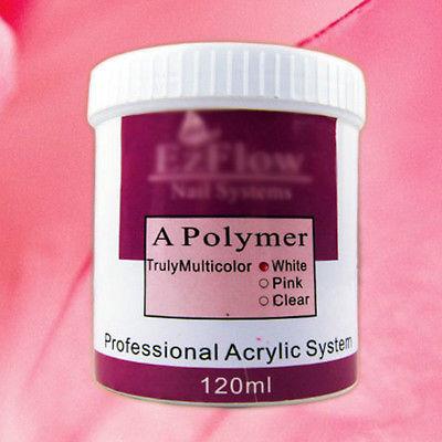 New 2014 Nail Art System Acrylic Powder Manicure Nail Acrylic Powder Crystal Powder 3 colors Free shipping Gift(China (Mainland))