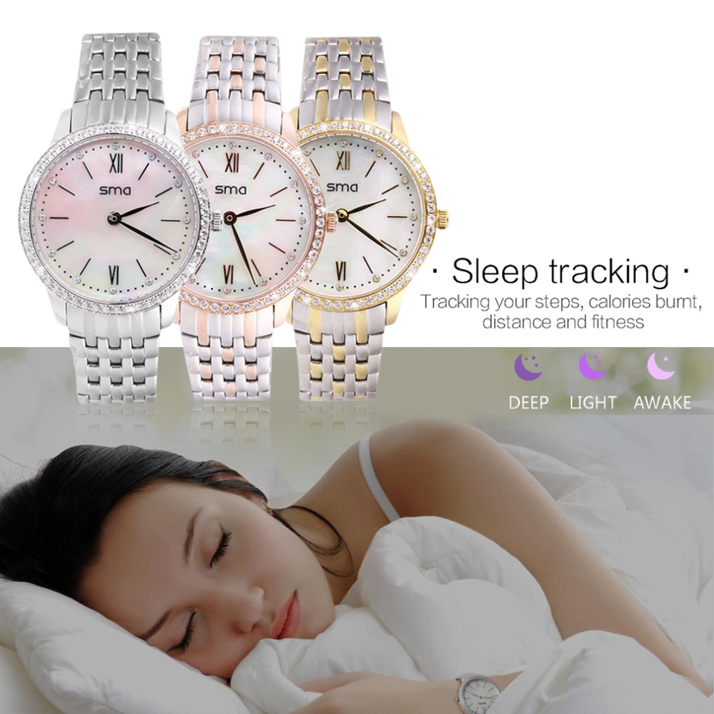 New Fashion Womens watch Stainless Steel Band Couples Interactive<br><br>Aliexpress