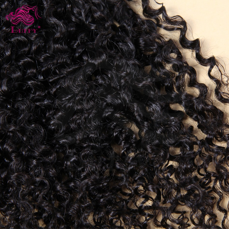 Hot Style Brazilian Virgin Hair Bulk Hair For Braiding Tight Curly Human Hair For Braiding Bulk No Attachment & Weft Braids