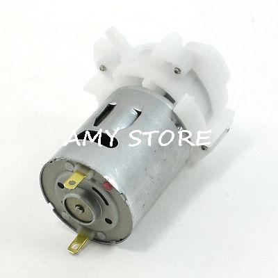 10000RPM Speed 6-7.2V High Torque Plastic Base Magnetic Electric DC Pump Motor(China (Mainland))