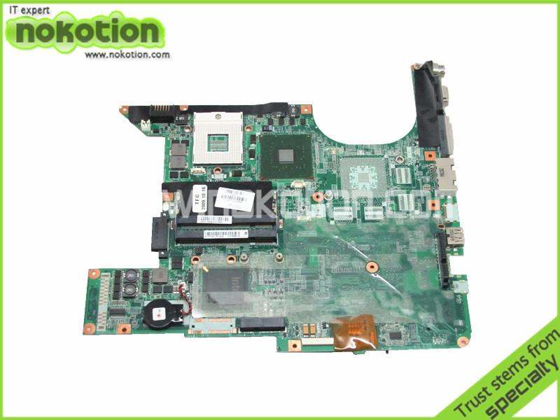 laptop motherboard for hp DV6000 450043-001 DA0AT6MB8F0 REV.F 943GML DDR2(China (Mainland))