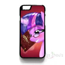 For iphone 4/4s 5/5s 5c SE 6/6s 7 plus ipod touch 4/5/6 back skins mobile cellphone cases cover MY LITTLE PONY