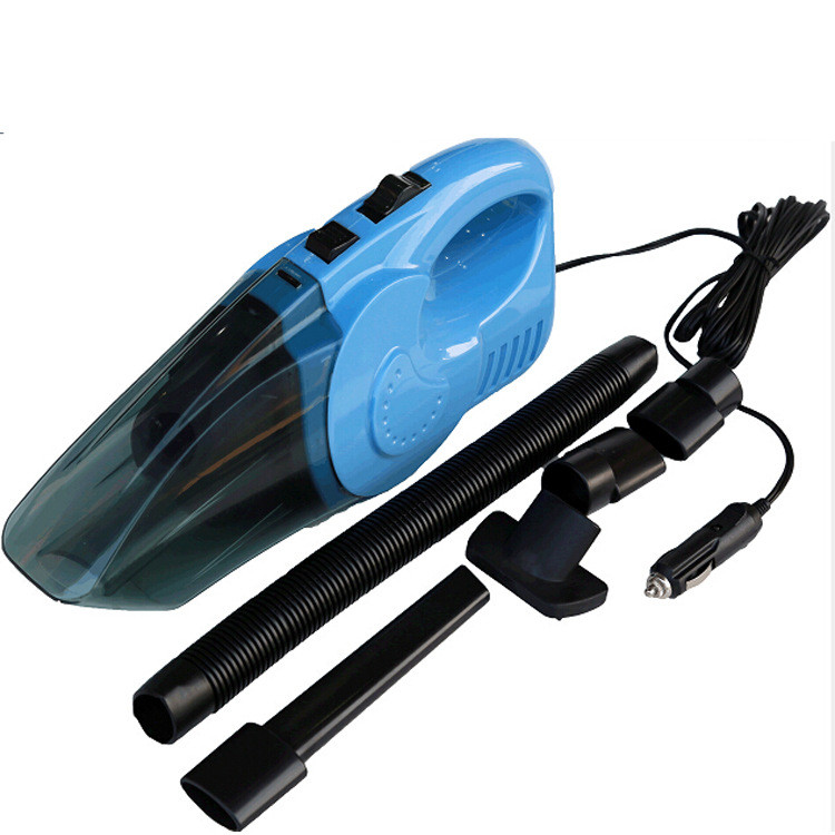 Brand new 12V 120W Car Vacuum Cleaner Handheld Portable Super Suction Wet and Dry Dual Use Vaccum Cleaner,car styling