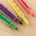 5 pcs/Lot Student Prizes Creative Promotional Pens, Balls Plush Ballpoint Pen, Cute Ball-Point Pens School Supplies B-005