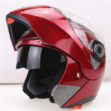 2015 New Arrival Motorcycle Helmets Flip up helmet with inner sun visor everybody affordable JIEKAI-150
