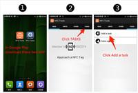 Карта контроля доступа NFC Ntag216 13,56 RFID /samsung Note3 Galaxy S4 S5 Nokia Nexus7 HTC Sony Xperia LG 04