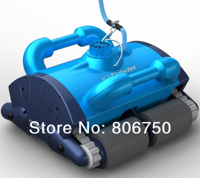 2013 Best Top Selling Model  Swimming Pool robot cleaner  With cleaning Bottom and Wall Function/ Remote Controller