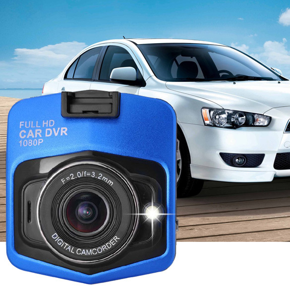 New Full HD 1080P 2.4 Inch Car DVR Camera Video CAM Recorder Night Vision Free Shipping(China (Mainland))