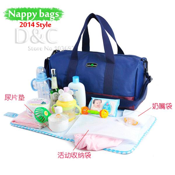 Fashion multifunctional bolsa maternidade baby diaper bags baby nappies bag maternity handbag shoulder bag ladies messenger bags<br><br>Aliexpress