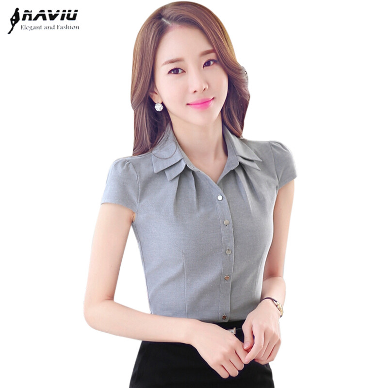 Popular office blouses women of Good Quality and at Affordable Prices You can Buy on AliExpress. We believe in helping you find the product that is right for you. AliExpress carries wide variety of products, so you can find just what you're looking for – and .