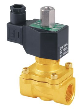 """3/4"""" Normally Open Brass Electric Solenoid Valve 2W200-20-NO 12VDC(China (Mainland))"""
