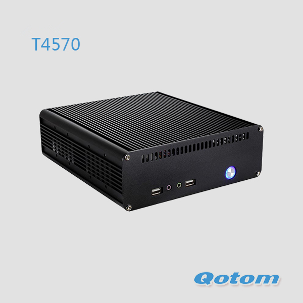 High configuration mini pc with 8GB RAM and 1TB HDD, quad core mini pc i5-4570 processor onboard(China (Mainland))