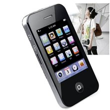 wholesale new 2.8 inch 8GB Touch Screen 4G Style Mp3 Mp4 MP5 Player free shipping(China (Mainland))
