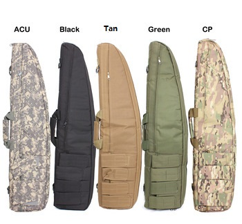 Outdoor Hunting Airsoft Tactical 95cm Rifle Gun Bag Heavy Duty Hunting Shotgun Gun Bags Case Carrying Military Shoot Soft Bag(China (Mainland))