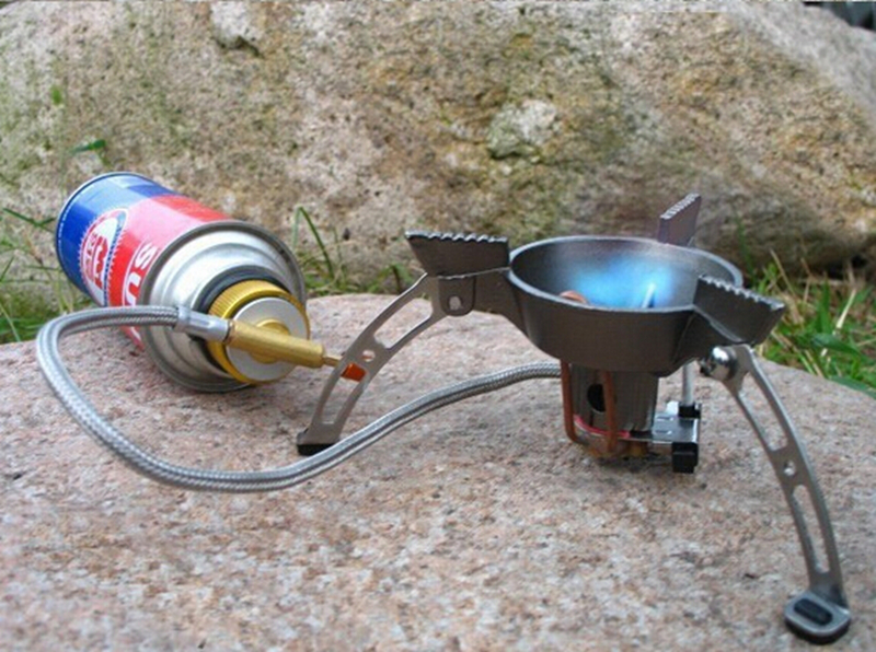 BRS-11 Outdoor Gas Burner camping Stove Gas Cooker...