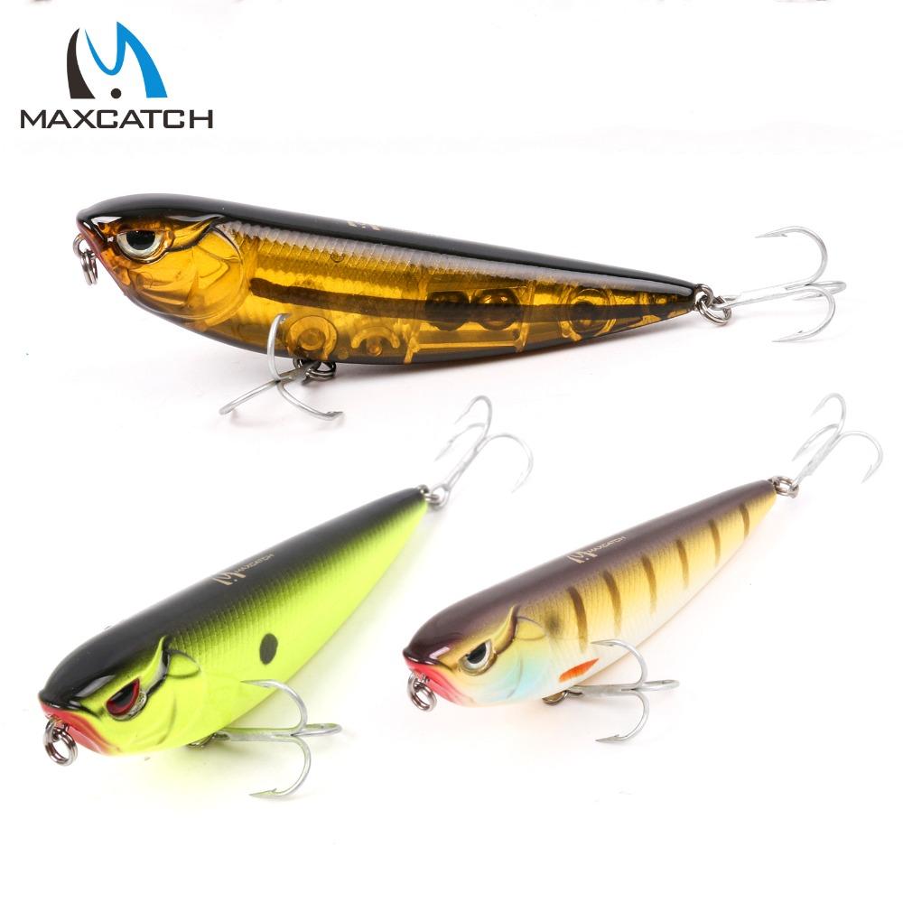 Maxcatch 3pcs/lot Fishing-life Bass Fishing Lures Fishing Bait 85mm 12.5g Artificial Bait<br><br>Aliexpress