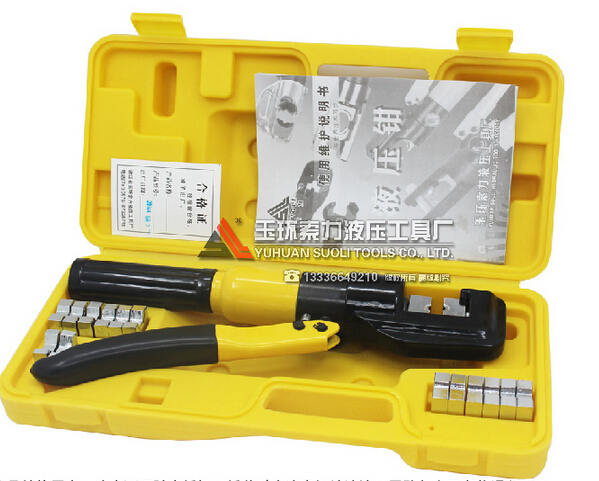 buy 2015 high quatily hydraulic crimping tool yqk 70 from reliable crimp tool. Black Bedroom Furniture Sets. Home Design Ideas