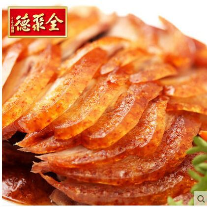 Quanjude Roast Duck dried food<br><br>Aliexpress