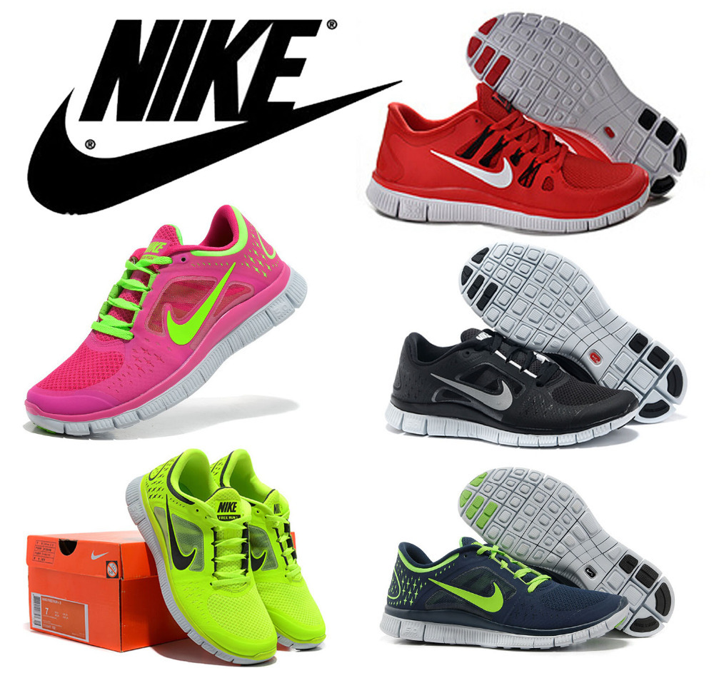 Free shipping 2015 black red green shoes for women run+3.0 outdoor sport shoes men run+5.0 barefoot sneakers walking shoes girls(China (Mainland))