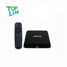 M8S android TV box Amlogic S812 2 G/8G xbmc kodi fully loaded 2.4G WiFi better than M8 android TV box