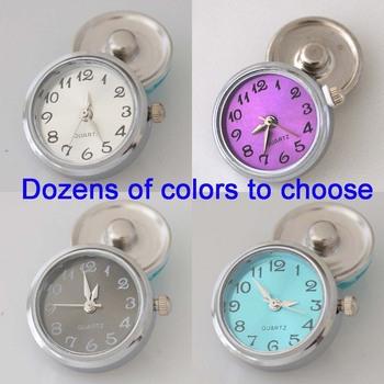 Часы защелки кнопку с медь боты для 20 мм кнопка привязка KB2000