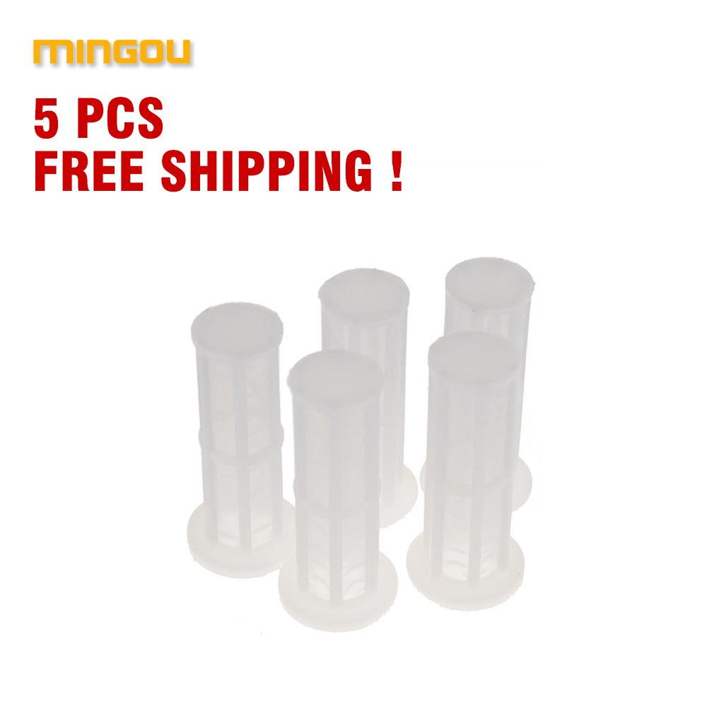 5pc/lot Water Filter Net for Karcher Filter Pressure Washer Also for Lavor Elitech Champion Washer(CW125-MGT)(China (Mainland))