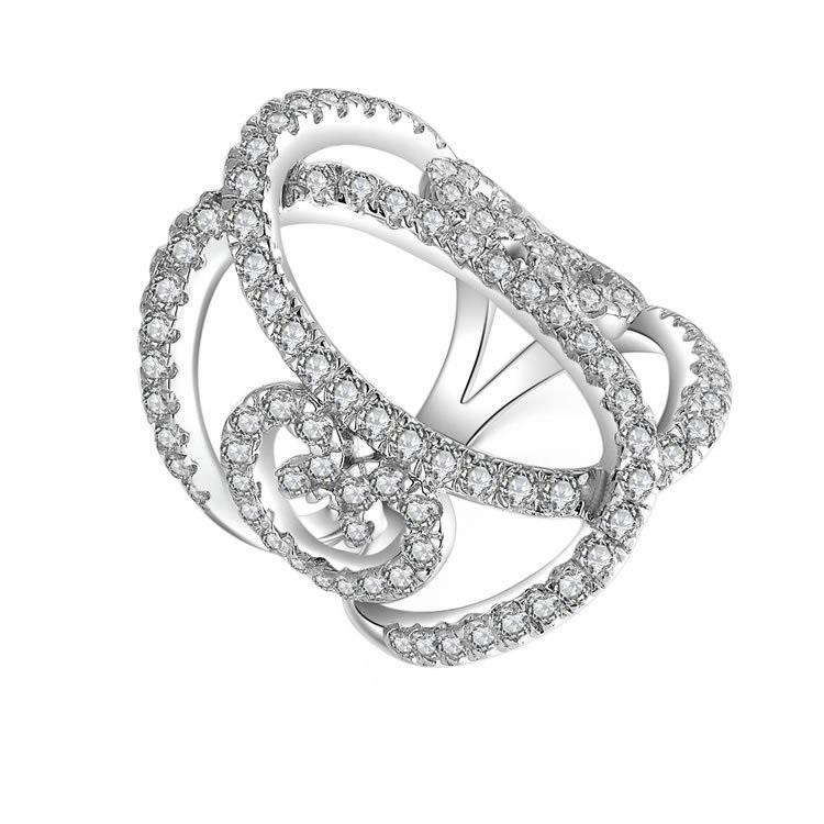 ring sweet best wedding ring austrian crystal women wedding ring