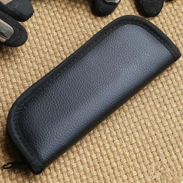 Best Dicoria Adai leather sheath scabbard zipper cover for sebenza f95 tabargan Vespa neon 0777 0888 0999 111 camping hunting(China (Mainland))
