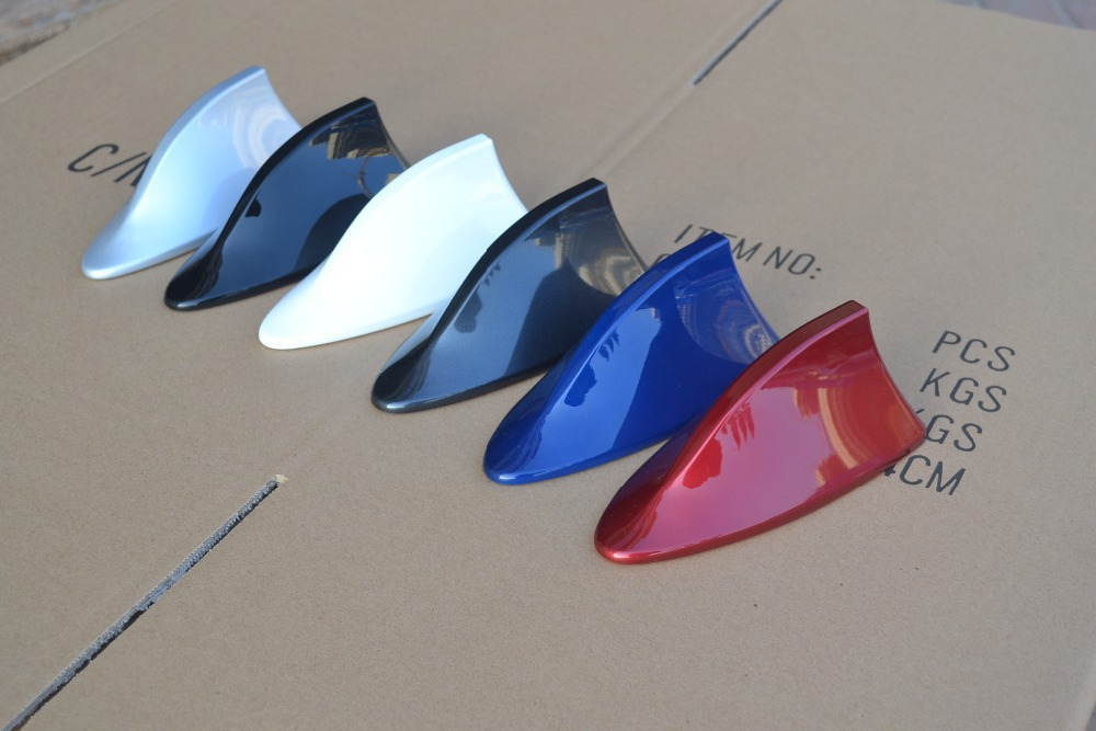 Essential Newest design special car With blank radio shark fin antenna signal shark fin with 3M adhesive for Toyota 2015 new<br><br>Aliexpress