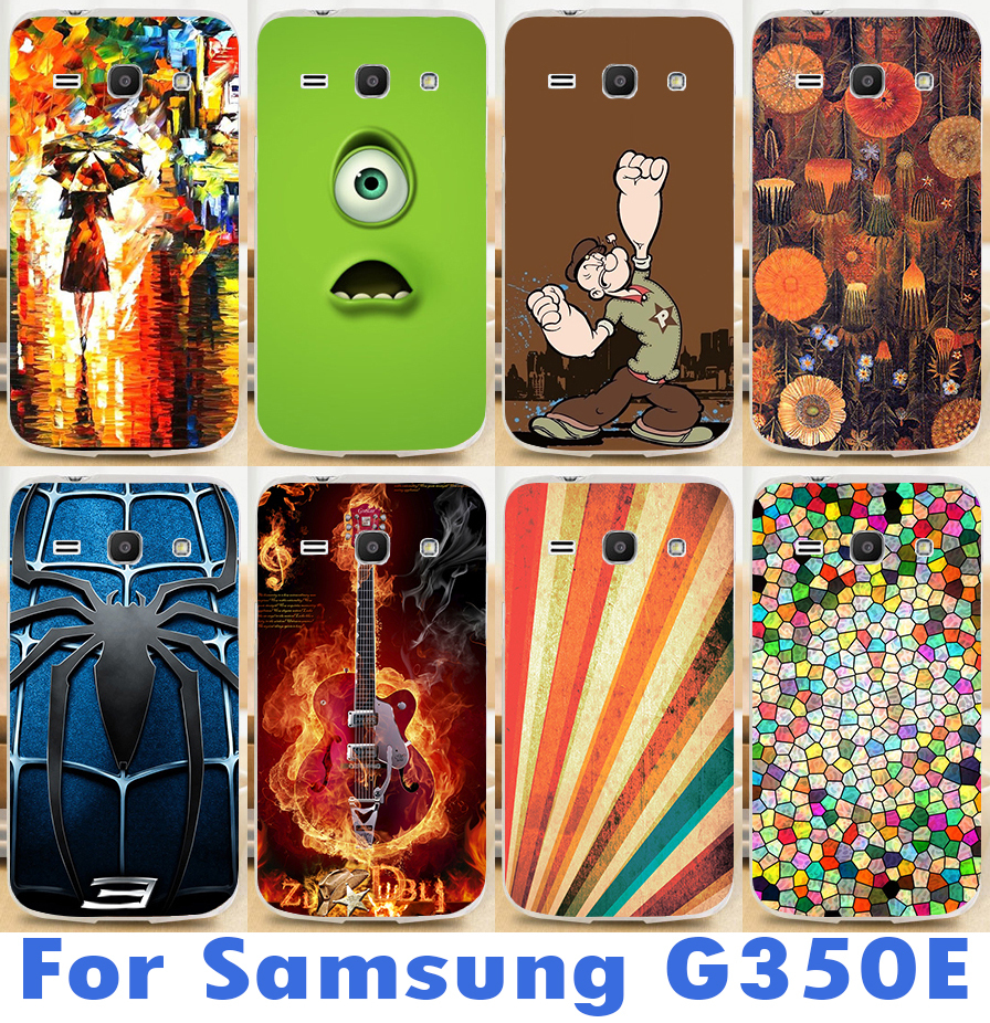 newest cell phone case 22 pictures free ship For Samsung Galaxy Star Advance G350E colorful phone case(China (Mainland))