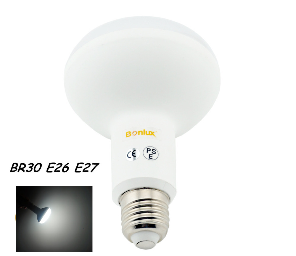 Recessed Lighting Light Bulbs : Led w br dimmable recessed light bulb e ac