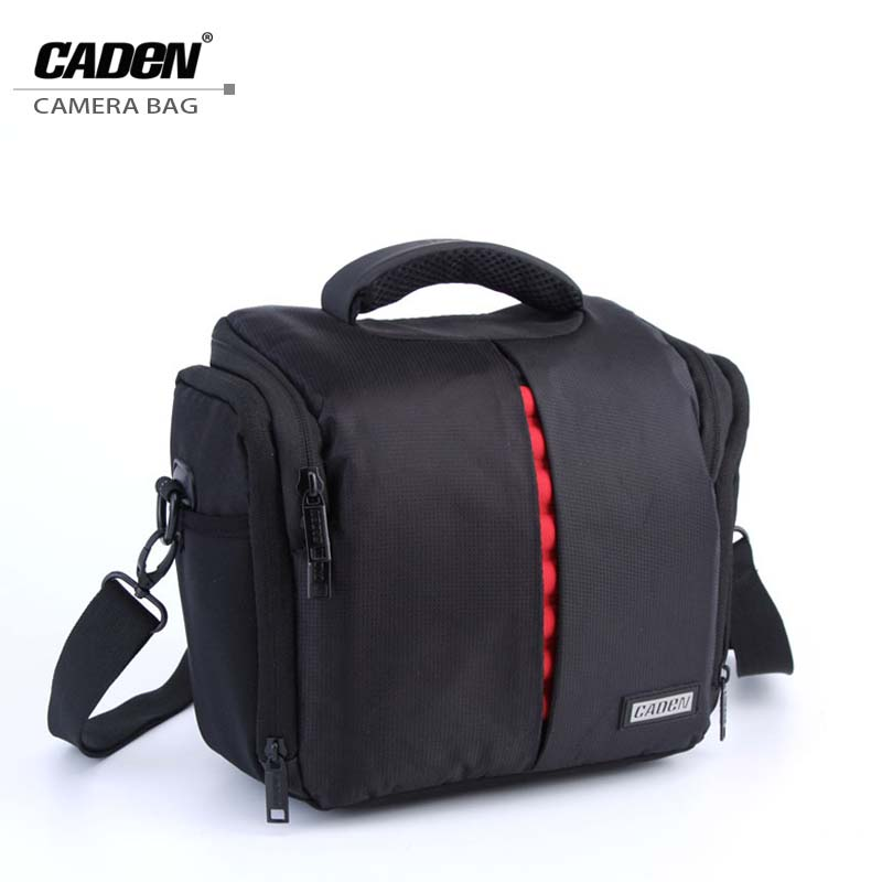 Camera Bag Canon 50D 60D 600D Nikon D3200 D7000 D7100 D3300 D5300 DSLR Camera Bags Rain Cover photography Video Bags