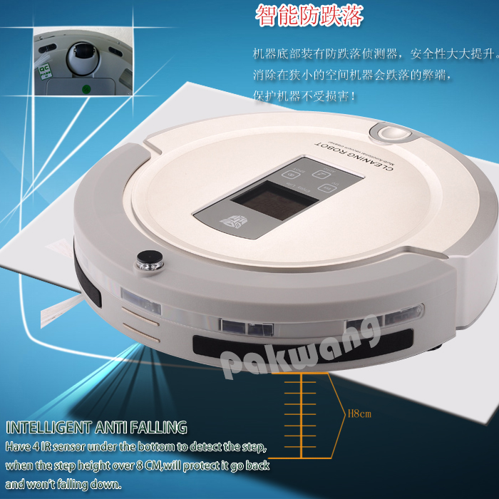 A325 Intelligent Vacuum Cleaner Floor Or Carpet As Applicable, Strong Suction,home applicance(China (Mainland))