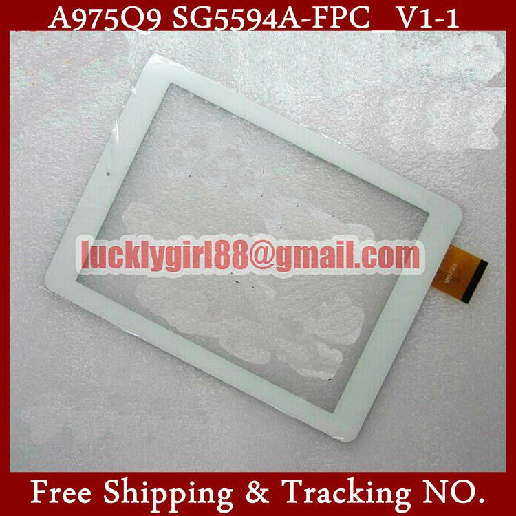 COde:SG5594A-FPC_V1-1 New 7inch Prestigio Touch Screen Tablet Replacement Digitizer Touch Screen Glass For Onda V975 V975S V975M<br><br>Aliexpress