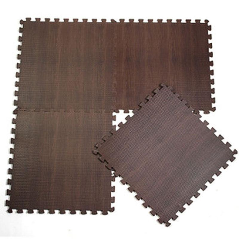 Achetez en Gros mousse bois plancher en Ligne à des  ~ Tapis Imitation Bois