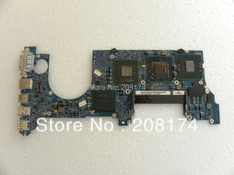"""100% work 661-4956 661-4341 Motherboard For 15"""" MacBook pro A1226 CPU T7700 2.4Ghz 2007 820-2101-A(China (Mainland))"""