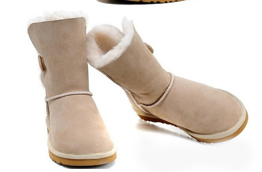 Snow boots classic Australian women really waterproof boots small cow leather shoes hot winter snow for women