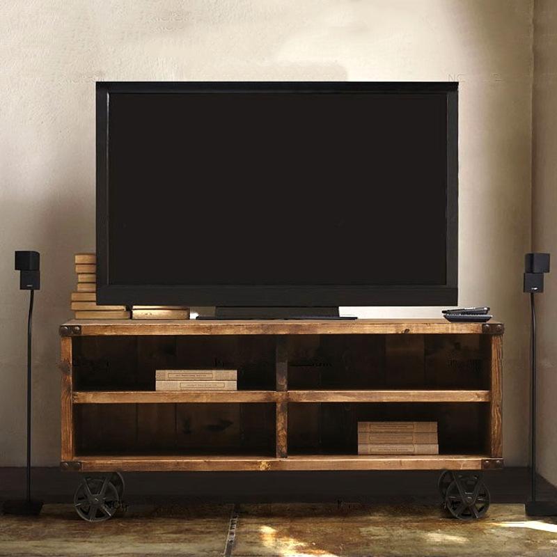 Antique meuble tv blanc promotion achetez des antique - Meuble roller ...