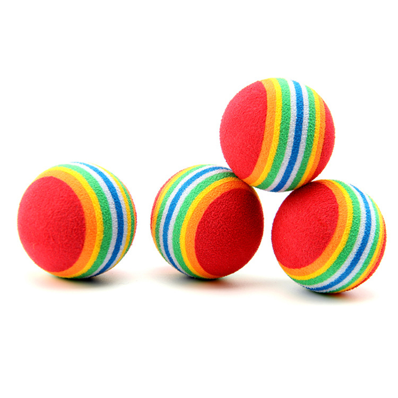 Puppy Dog Ball For Pet Chew Toy Tennis Ball Toy Ball Supplies Outdoor Pet Products Small Dog Toys For Pets Dogs Playing Ball(China (Mainland))
