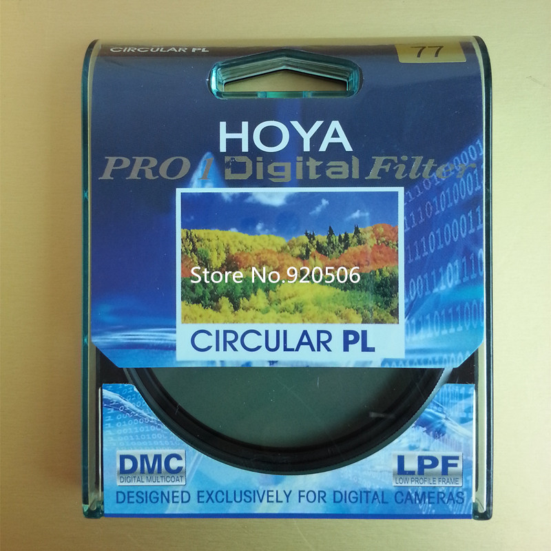 77mm Hoya PRO1 Digital CPL Polarizing Filter Lens Protector For Pentax Canon Nikon Sony Olympus Leica Camera Lens(China (Mainland))