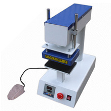 PneumaticPneumatic heat press machine,T-shirts heat press machine ST1015 15X 20CM