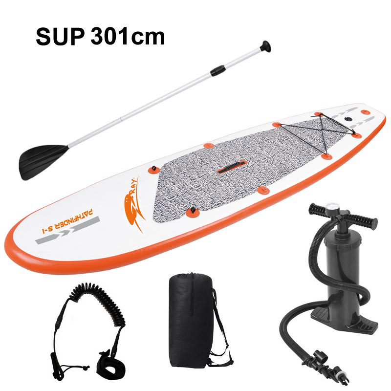 surf board 10ft Surfing Stand up paddle board Inflatable Sup Board Surfboard Surf board SUP Kayak Inflatable boat, surfing(China (Mainland))