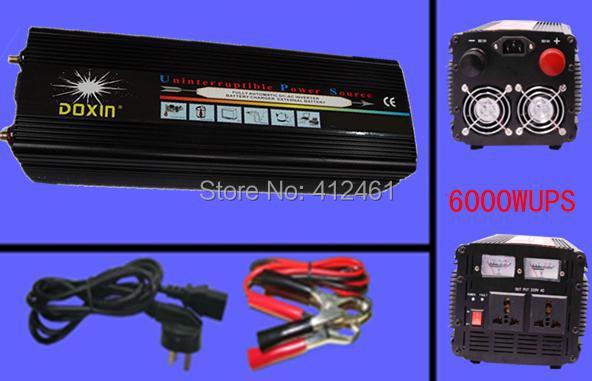 dc to ac power inverter 6000w peak 12000w power invertor 6000 watt<br><br>Aliexpress