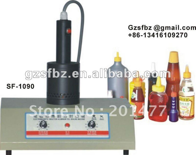 SF-1090 PE & PET bottle induction sealer machine