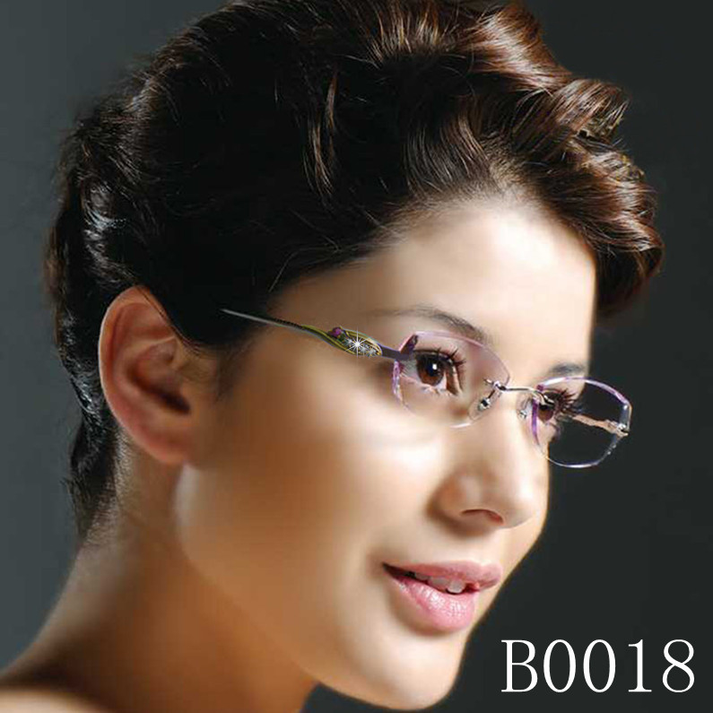 Frameless Prescription Glasses : Frameless Prescription Glasses Promotion-Online Shopping ...