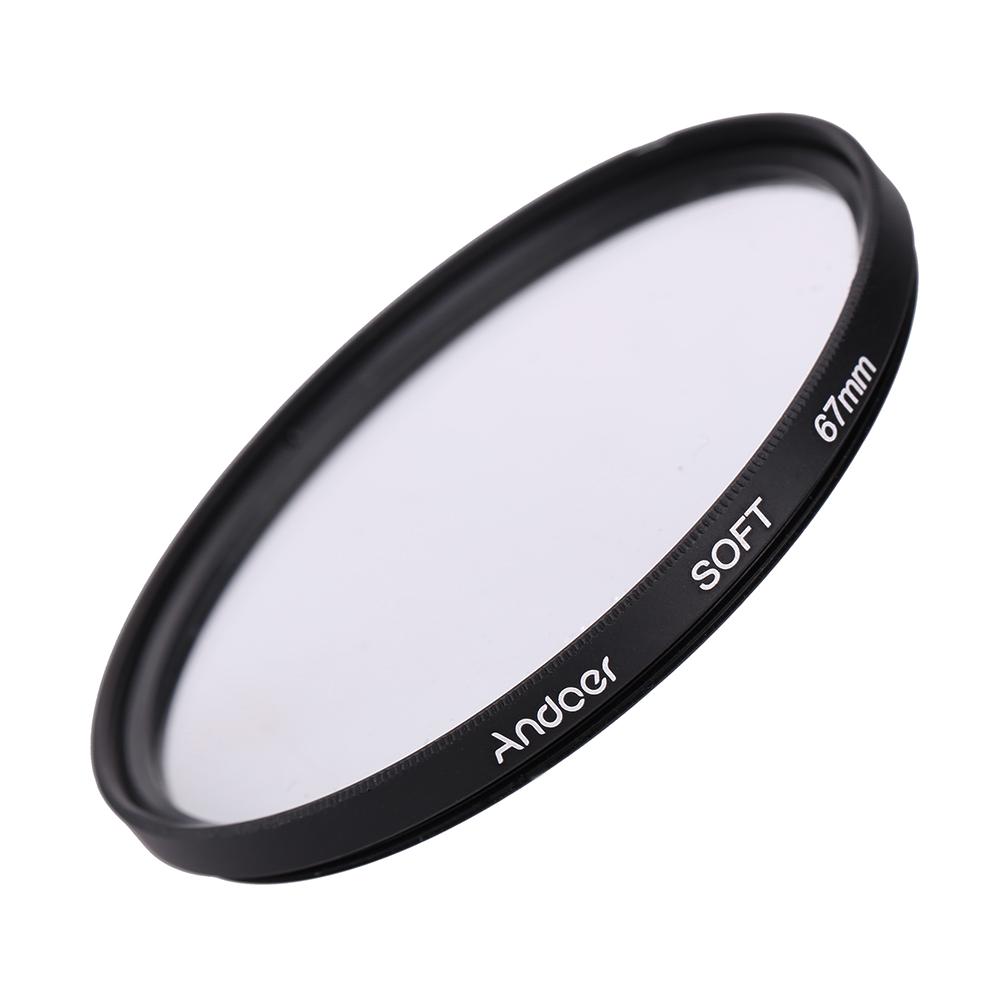 Andoer 67mm Filter UV+CPL+SOFT Circular Filter Kit Polarizer Filter Soft Diffuser for Nikon Canon Pentax Sony DSLR Camera(China (Mainland))