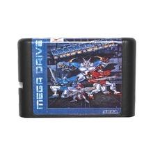Sega MD game card – Probotector for 16 bit Sega MD game Cartridge Megadrive Genesis system