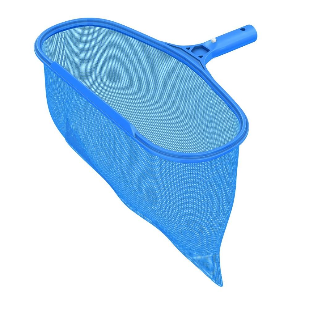 Professional Heavy Duty Deep Bag Swimming Pool Skimmer Mesh Net Leaf Rake(China (Mainland))
