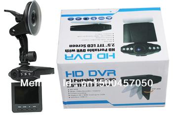 "2.5"" 1280P HD LCD NIGHT VISION CAR DVR ACCIDENT CAMERA VIDEO RECORDER"